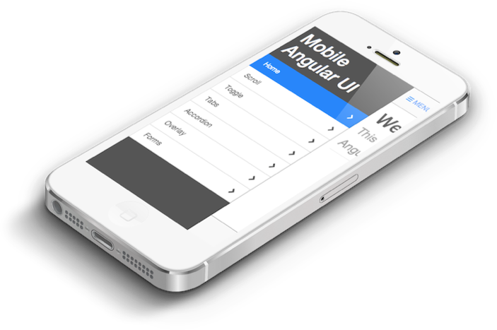 Mobile Angular Ui Angular Js Mobile Ui Framework With Bootstrap 3 Css